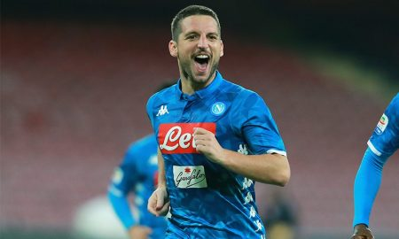 Dries Mertens Napoli Calcio