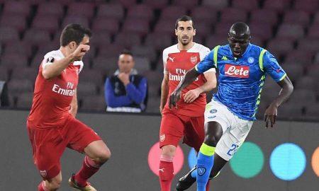 Napoli Arsenal Analisi Tattica
