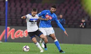 Napoli Atalanta Analisi Tattica