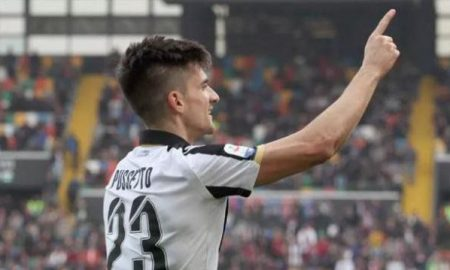 Pussetto Udinese Napoli