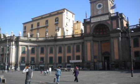 Napoli Piazza Dante