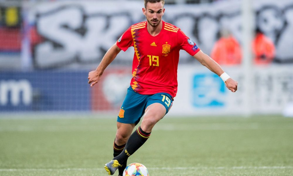 Fabian Ruiz Spagna finale