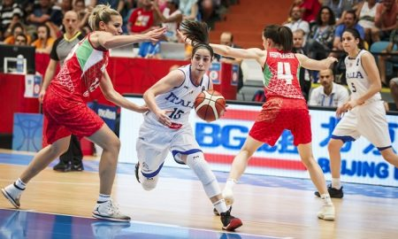 italia basket europei francesca dotto