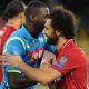 Napoli Liverpool Koulibaly Salah