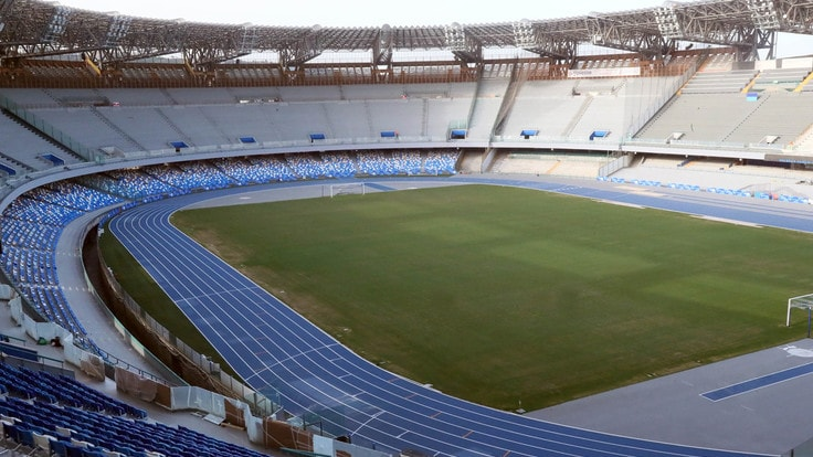 San Paolo Universiade Napoli