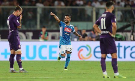 Fiorentina Napoli Insigne