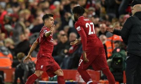 Origi Firmino Liverpool