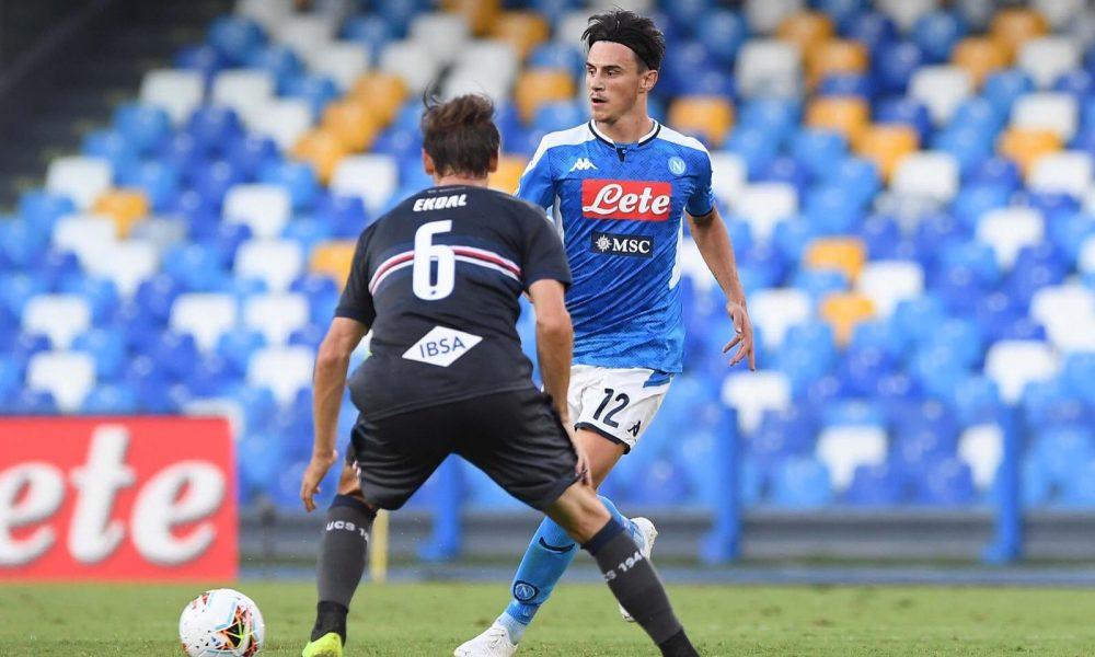 Elmas Napoli Sampdoria