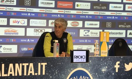 gasperini atalanta conferenza stampa