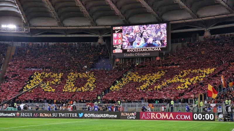 roma olimpico