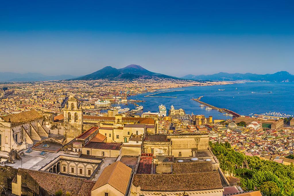 Napoli Città tweet