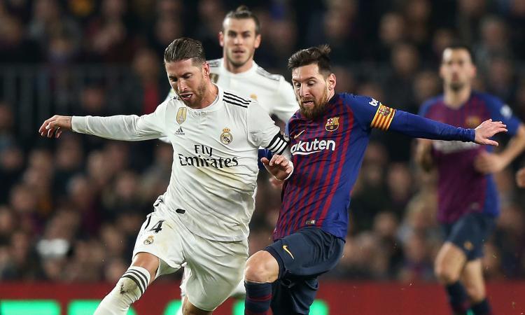 Barcellona Real Madrid Clasico