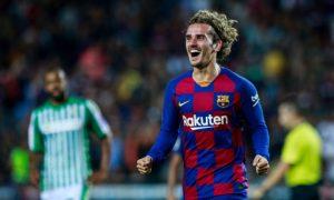 Griezmann Barcellona