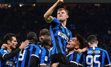 Inter Fiorentina Barella