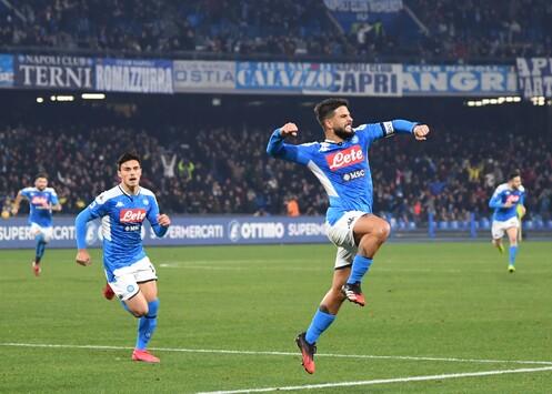 Napoli Juventus Insigne Gol