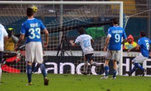 Brescia Napoli Lavezzi