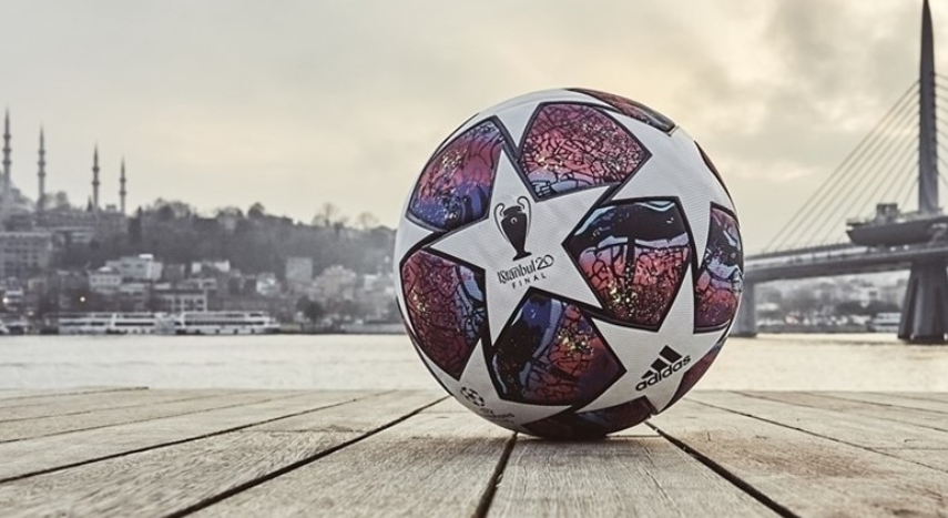 uefa pallone champions league