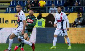 Cagliari Napoli