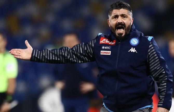 Gattuso al Napoli il prossimo anno? De Laurentiis ha deciso