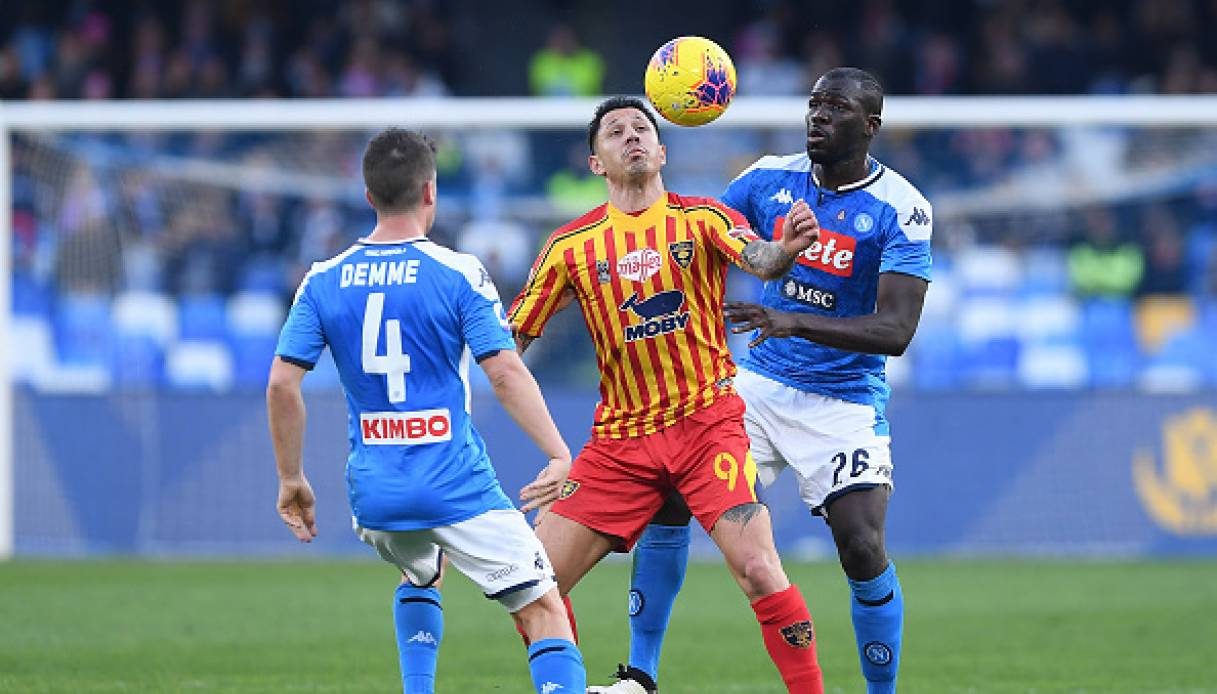 Napoli-Lecce: una sconfitta che ridimensiona tutto ed il ...