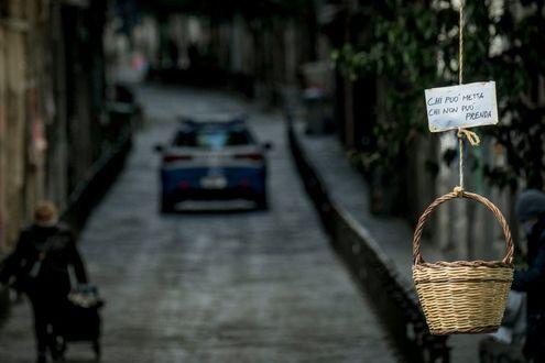 Paniere Solidale Napoli