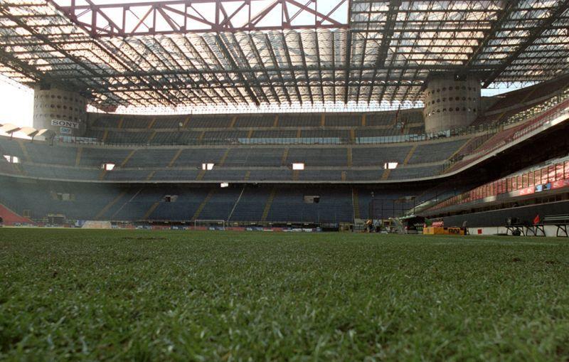 Serie A Stadio Vuoto