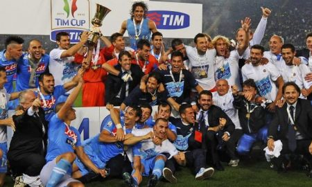 Napoli Coppa Italia 2012