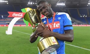 Koulibaly Coppa Italia