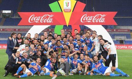 Napoli Vittoria Coppa Italia