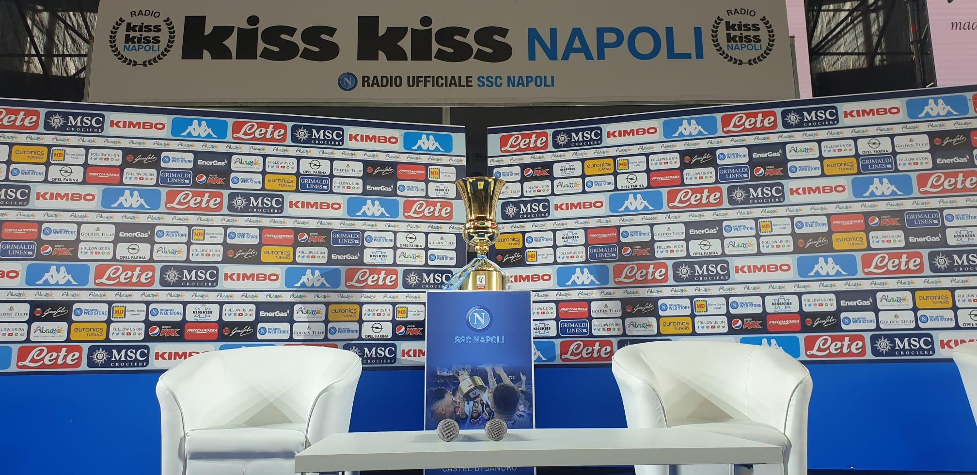 Conferenza De Laurentiis Gattuso Giuntoli Napoli