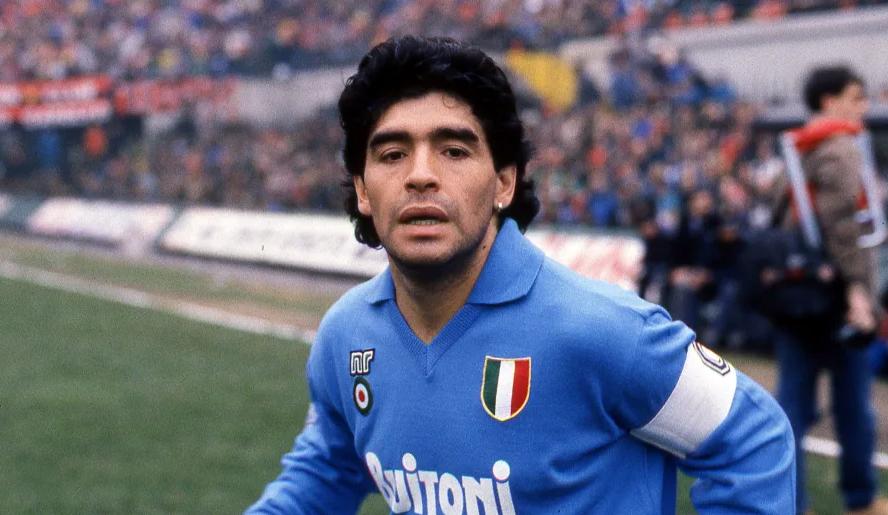 Su Maradona frasi disgustose, dovresti tacere