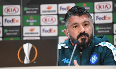 gattuso europa league