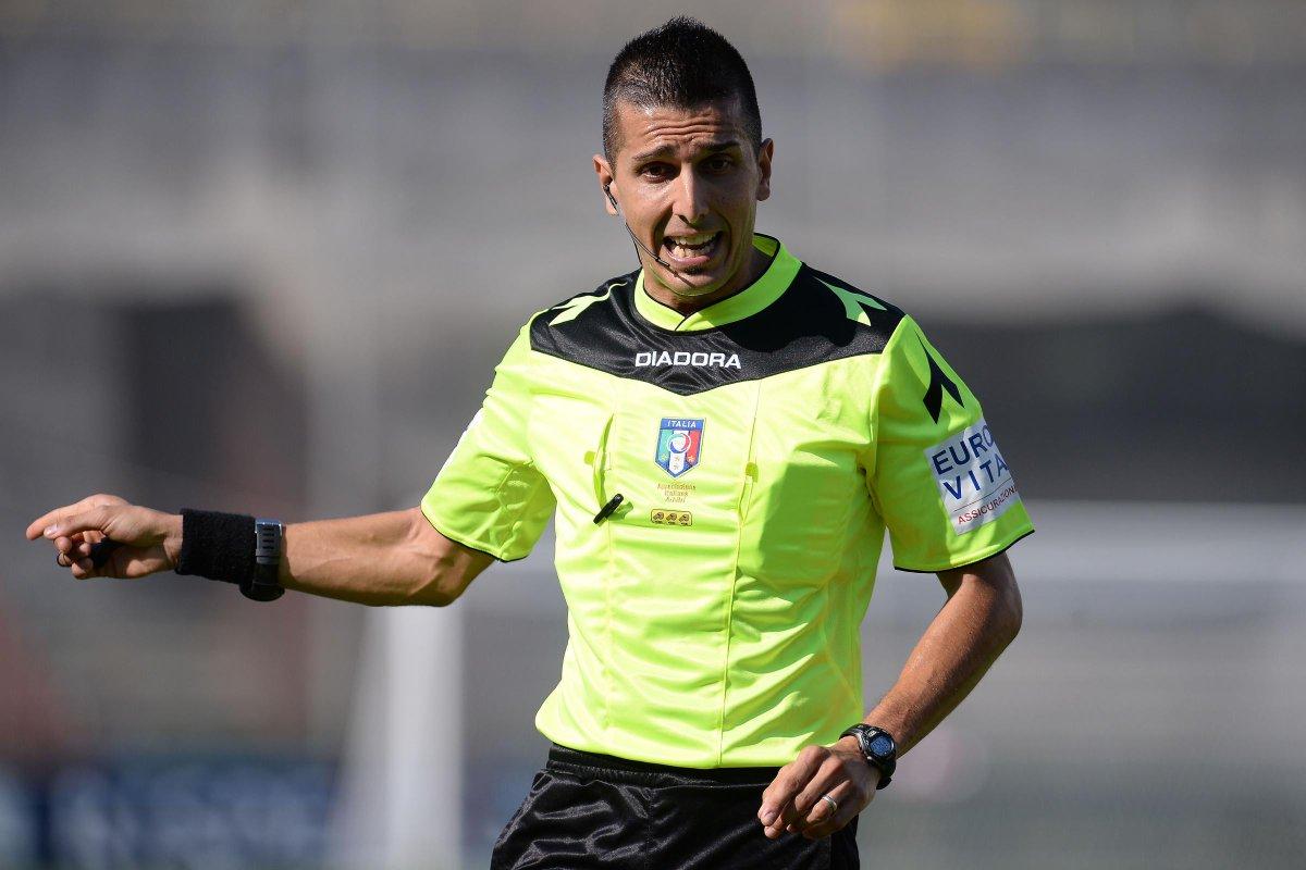 Livio Marinelli Arbitro