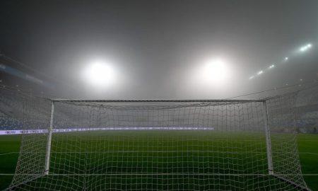 mapei stadium nebbia