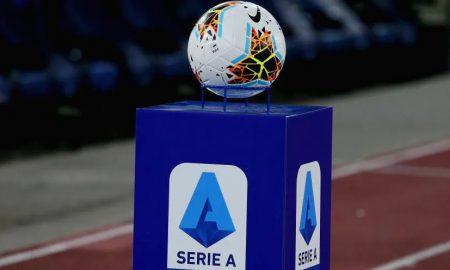 Serie A Calcio Pallone