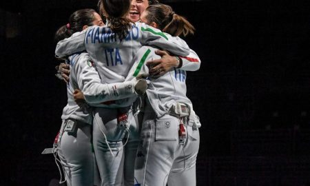 spada femminile scherma bronzo olimpiadi tokyo 2020